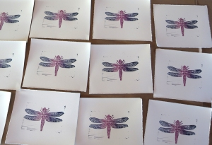 dragonfly_linoleum_block_prints