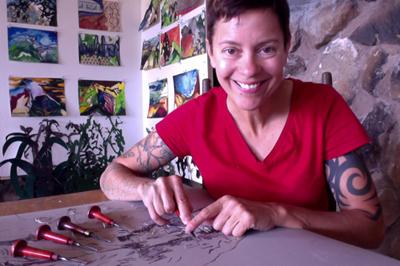 Hilary Lorenz, Stonetrigger Press