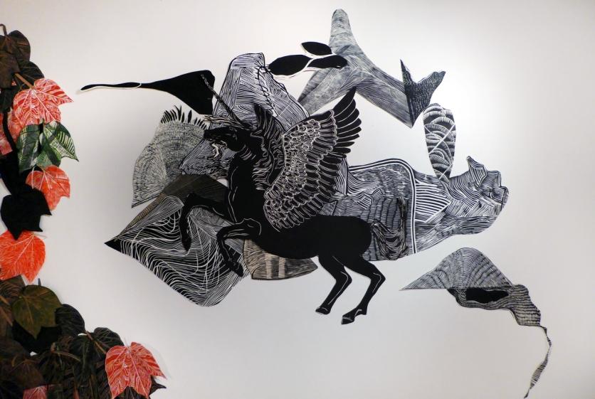 23_Hilary_Lorenz_Lake_George_Printmaking_Installation
