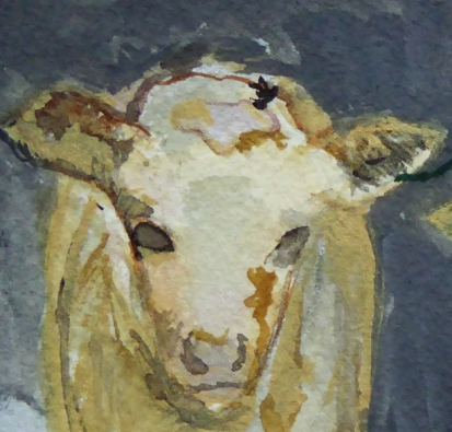 1_hilary_Lorenz_watercolor_cows_close_up