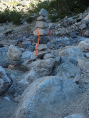 A cairn to lead our way